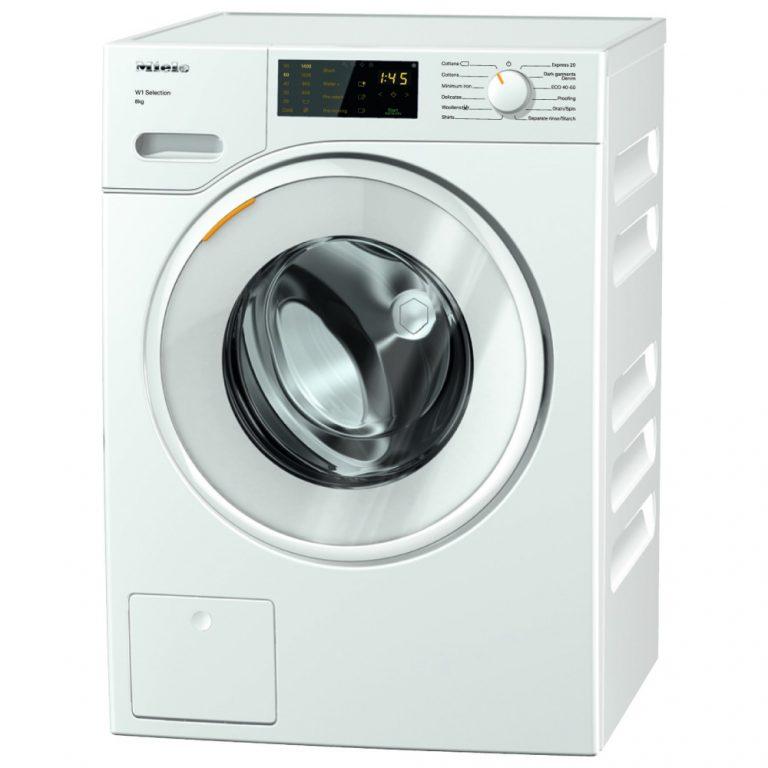 מכונות כביסה מתצוגה